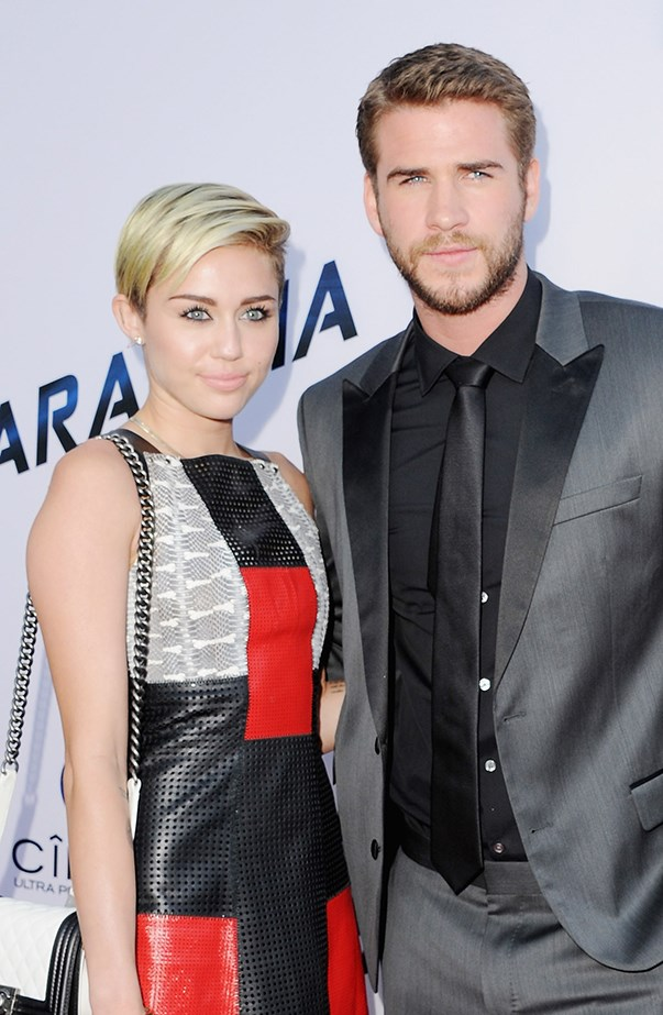 "<p><strong>Liam Hemsworth and Miley Cyrus</strong> <p>Since rekindling their on-off relationship, Liam and Miley have been careful to keep it out of the spotlight. When they attended <a href=""http://www.elle.com.au/news/celebrity-news/2016/10/miley-cyrus-and-liam-hemsworth-make-their-first-public-appearance-together-in-three-years/""><em>Variety</em>'s Power of Women event</a> in LA over the weekend, it was their first public appearance in three years."
