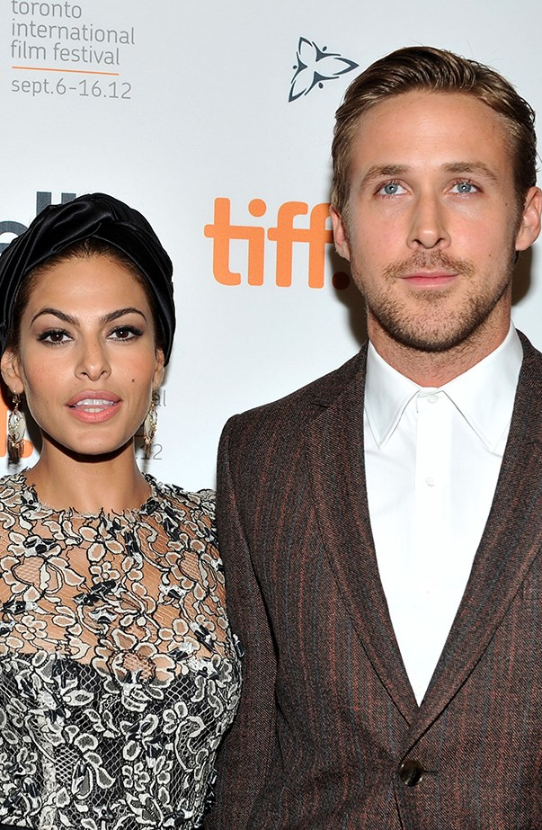 "<p><strong>Ryan Gosling and Eva Mendes</strong> <p>The only red carpet Eva and Ryan have done together was for <em>The Place Beyond the Pines</em> at the Toronto International Film Festival in September 2012. <p>There were hopes that Eva would accompany Ryan to the 2017 Oscars, especially after his sweet Golden Globes acceptance speech that paid tribute to her, but alas, he brought his sister as his date. <p>Eva actually <em>did</em> <a href=""http://people.com/celebrity/eva-mendes-ryan-gosling-sxsw/"">join Ryan at South by Southwest</a> in Austin, Texas, in March 2017, where he was promoting his new musical film <em>Song to Song</em>, but she wasn't at the premiere and didn't pose for any photos with him. <p>These two are really good at keeping their relationship private."