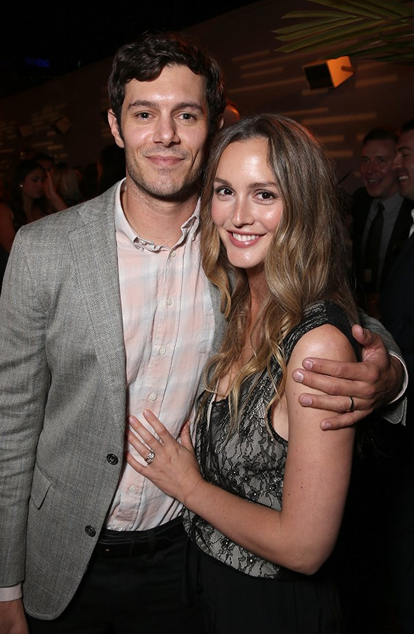 <p><strong>Leighton Meester and Adam Brody</strong> <p>Leighton and Adam have been together since 2013 but have only attended four events together.