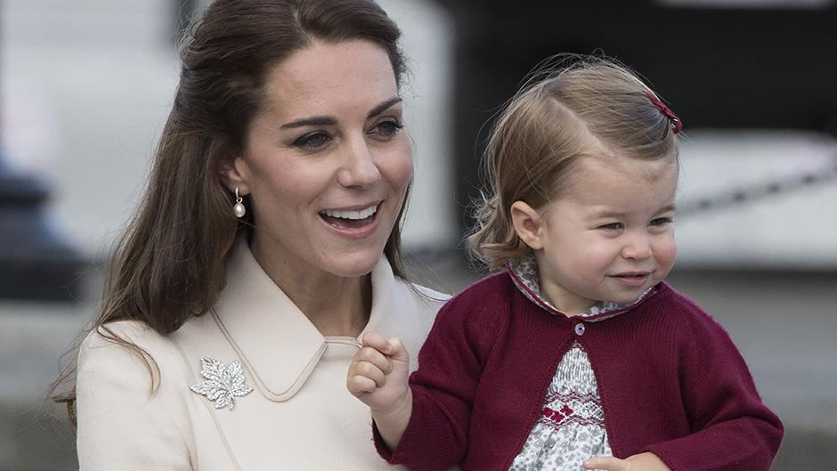 Duchess Of Cambridge Reveals Prince George and Princess Charlotte's Favourite Hobbies