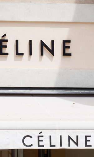celine store boutique