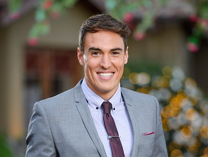Courtney Dober on The Bachelorette Australia 2016