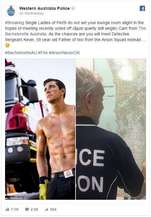 Cameron Cranley - Bachelorette Australia - Season 2 - Fan Forum - Page 6 FiremanCam