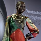 Model Alek Wek Calls Out 'Instagram Models' As An 'Embarrassment' To The Fashion Industry image