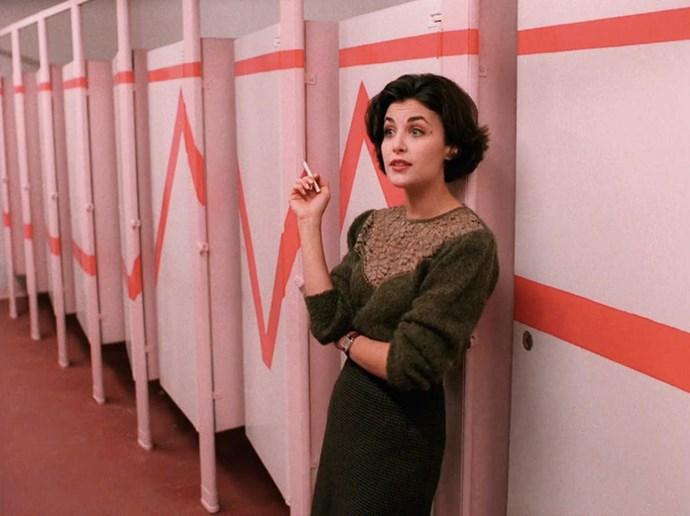 Twin Peaks (1990–1991).