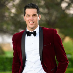 Jake Ellis on The Bachelorette Australia 2016