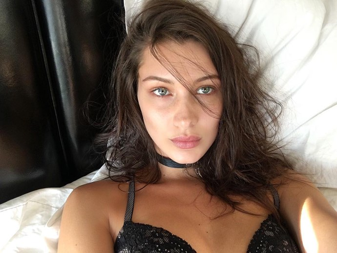 <p> <strong>Bella Hadid, 20.</strong><p> <P> <strong>Status:</strong> First time walker.<p>