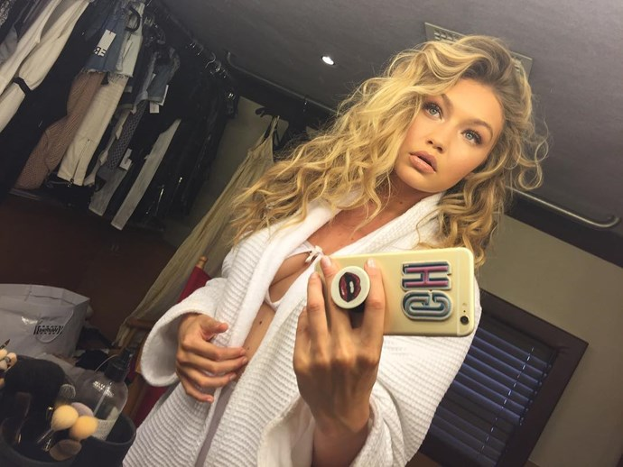 <p> <strong>Gigi Hadid, 21. </strong><p> <P> <strong>Status:</strong> Second time walker.<p>
