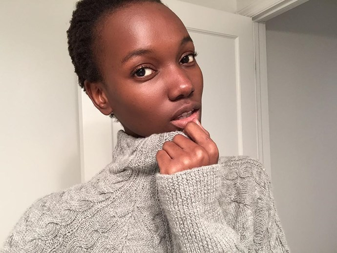 <p> <strong>Herieth Paul, 20. </strong><p> <P> <strong>Status:</strong> First time walker. <p>