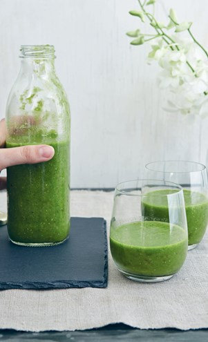 jesinta campbell green smoothie recipe