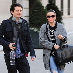 Miranda Kerr Talks Orlando Bloom Split