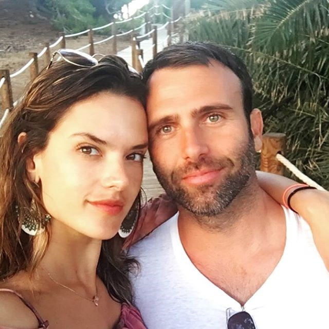 Jamie Mazur, fiancé of Alessandra Ambrosio <br><br> Businessman Jamie Mazur has been with Victoria's Secret Angel Alessandra Ambrosio since 2005, he popped the question in 2008 and the pair have two children together.
