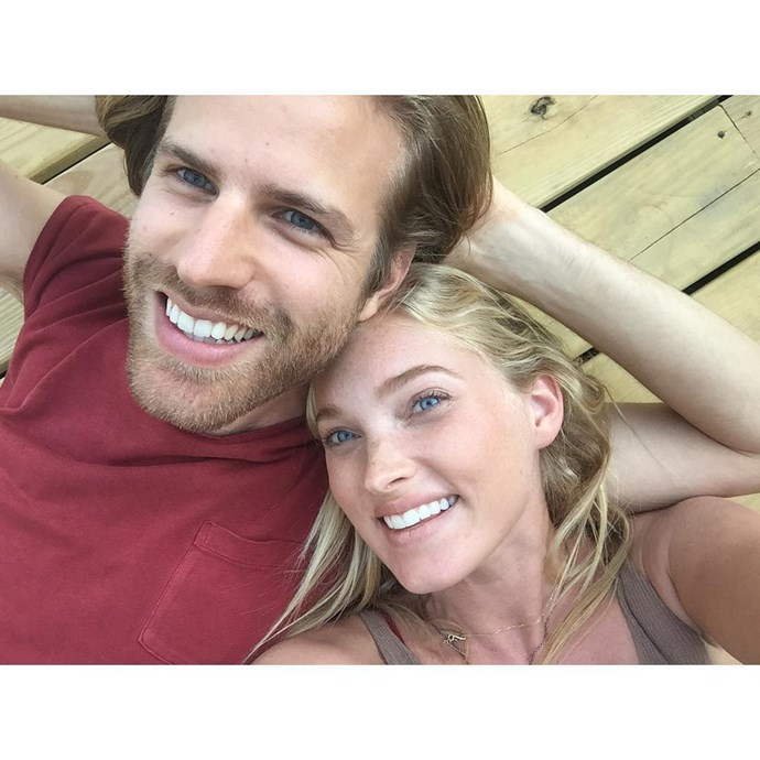 Tom Daly, boyfriend of Elsa Hook <br><bR> Tom Daly, entrepreneur and co-founder of wellbeing brand District Vision, celebrated his one year anniversary with Elsa Hook in September.