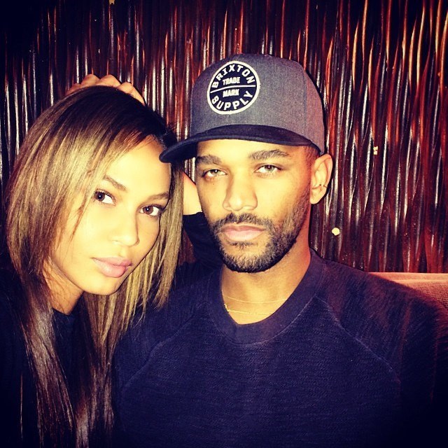Bernard Smith, boyfriend of Joan Smalls <br><Br> Entrepreneur Bernard Smith has been with Joan Smalls since 2011. We need no explanation for this pairing, just look at those eyes.