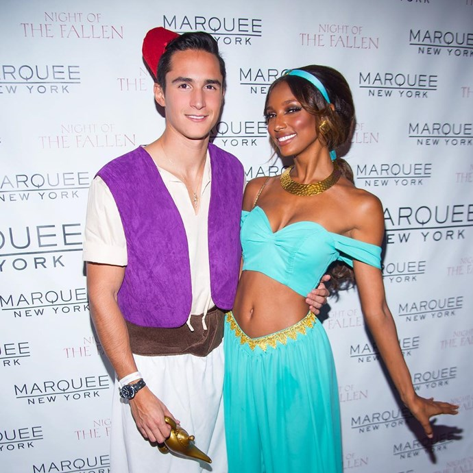 "Juan Borrero, boyfriend of Jasmine Tookes <br><Br> Borrero is the senior partnerships manager at Snapchat. These two only got together earlier this year, but just look at that ridiculously cute Halloween attire! <br><br> Instagram: <a href=""https://www.instagram.com/p/BMNHR6wAbnn/?taken-by=jastookes"">@jastookes</a>"