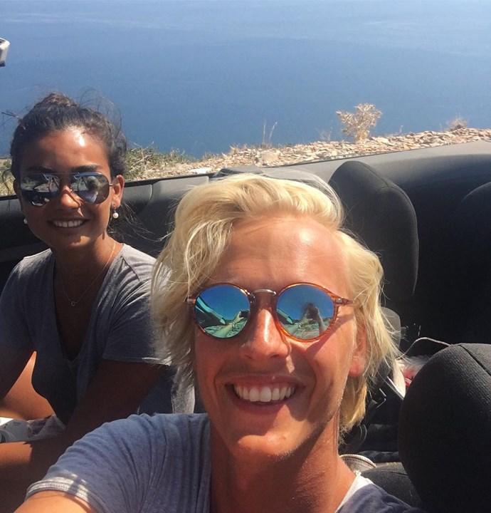 Johannes Jarl, boyfriend of Kelly Gale <br><Br> Business developer Johannes Jarl has been with Swedish-Australian model Kelly Gale since last year.