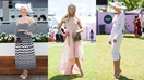 The Best Fashion Looks From Inside The Park At The Melbourne Cup Carnival