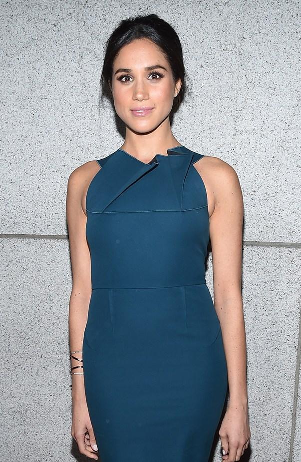 <p>Meghan Markle, Prince Harry's reported girlfriend, already has a princess-worthy wardrobe.