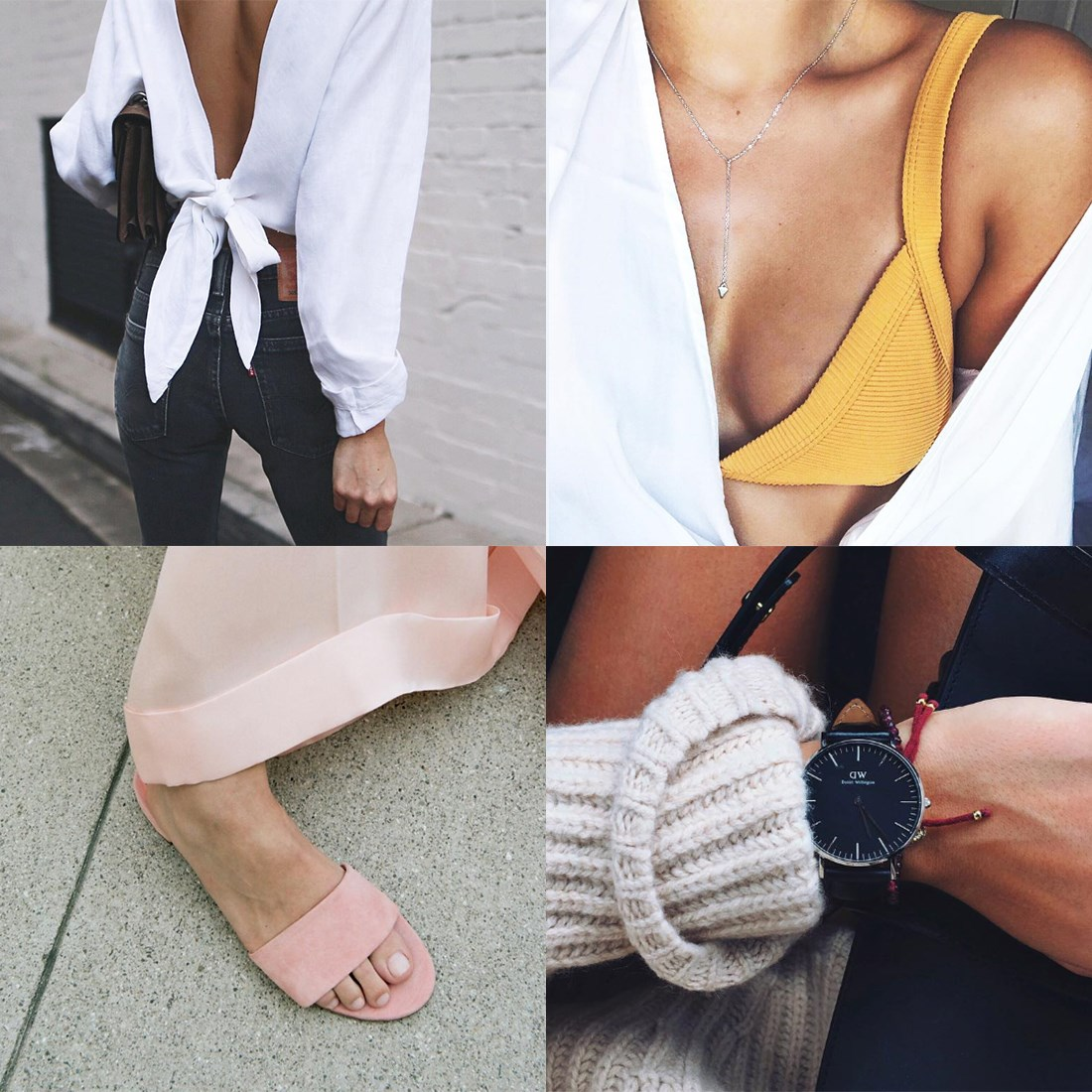 """<p>Before Instagram changes the game and allows us to <a href=""""http://www.elle.com.au/culture/lifestyle/2016/11/you-can-now-shop-directly-from-instagram/"""">shop directly from the app</a>, here's how to get your hands on the most popular fashion items circulating your feed."""