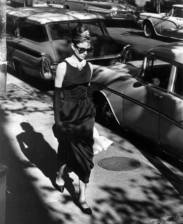 Breakfast at Tiffany's, 1961.