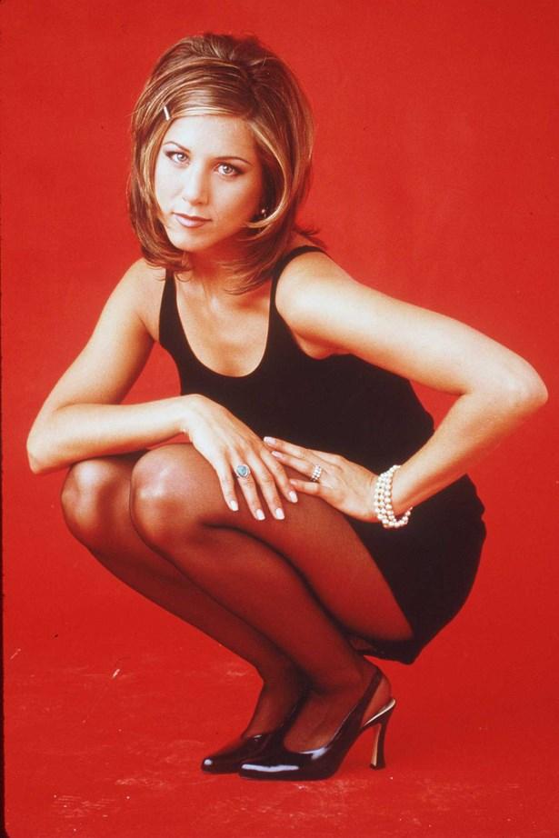 Jennifer Aniston, 1996.