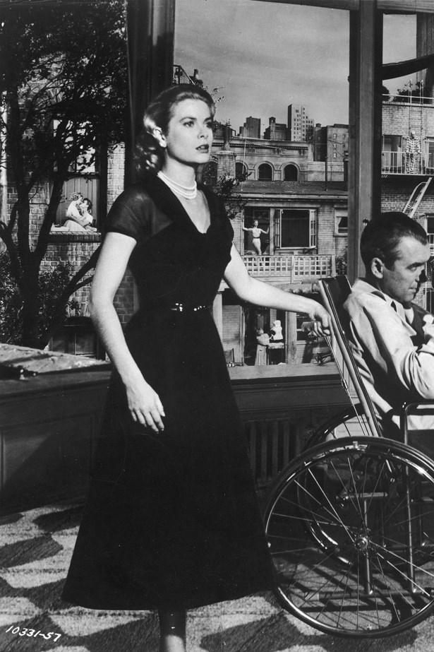 Rear Window, 1954.