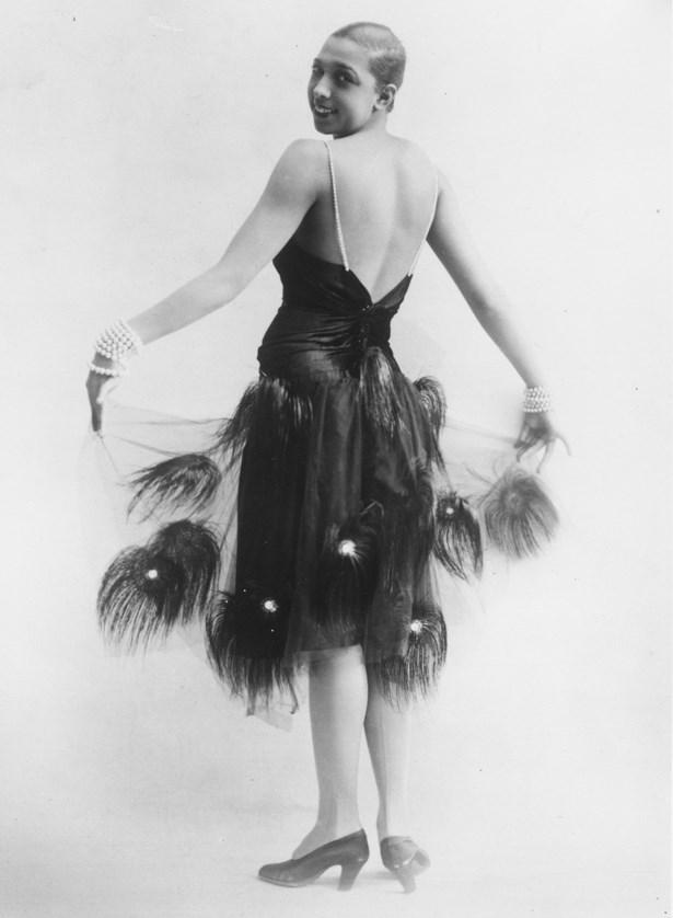 Josephine Baker, 1930.