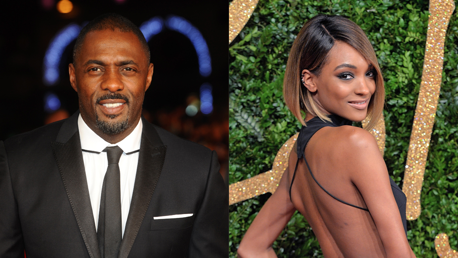 Are Idris Elba & Jourdan Dunn dating? 9:25AM