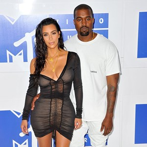Kim Kardashian and Kanye West give Dream Yeezys