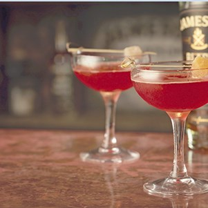 Jameson Whisky Cocktail
