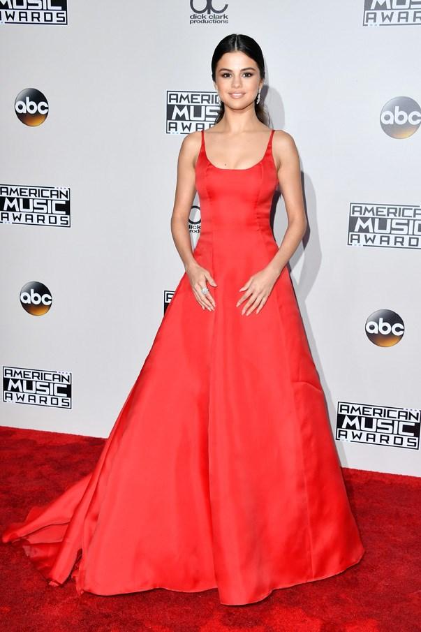<p>Selena Gomez.