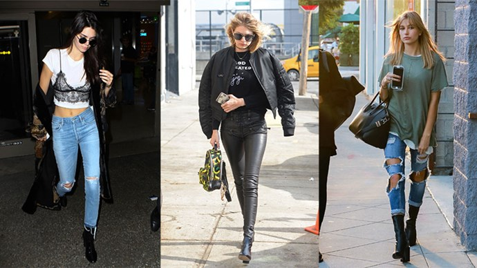 Every 'it girl' has her own formula of trusty MVPs which she throws together for effortless chic. Here's a breakdown of your favourite style icons, and their trademark pieces, so you too can master each of their signature looks.