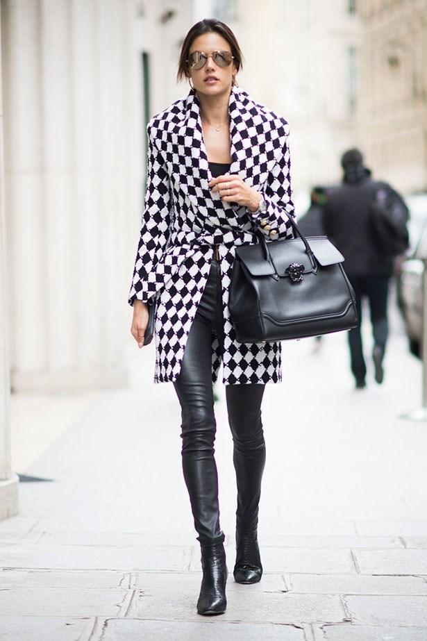 Alessandra Ambrosio Style