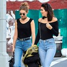 15 Times Gigi Hadid and Kendall Jenner Were Style Twins image