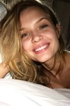 Victoria's secret models no makeup