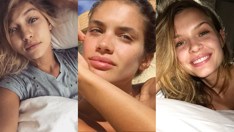 Photos of Victoria's Secret Models Without Makeup | Complex