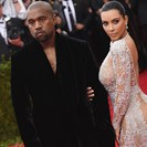 Kanye West And Kim Kardashian Are Reportedly Living Apart image