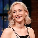 Somehow Jennifer Lawrence Managed To Almost Kill Someone By Scratching Her Butt image