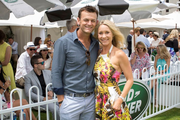 Adam and Melinda Gilchrist