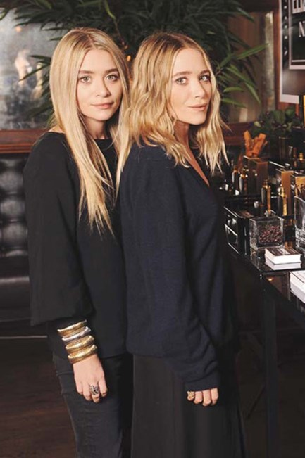 Mary Kate Ashley Olsen perfume