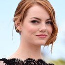 Emma Stone Wore Glittery Lipstick And Now We Want To Wear Glittery Lipstick image
