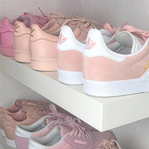 Neutral Blush Sneakers