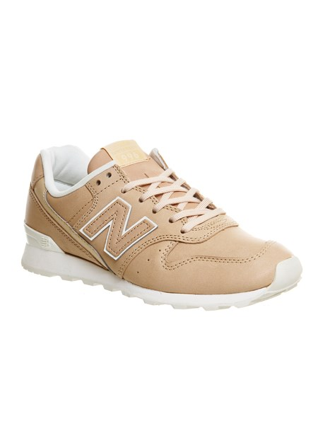 "<p>996 Trainers in Nude Leather, $139, <a href=""http://www.asos.com/au/new-balance/new-balance-996-trainers-in-nude-leather/prd/6814116"" target=""_blank"">New Balance at asos.com</a>."