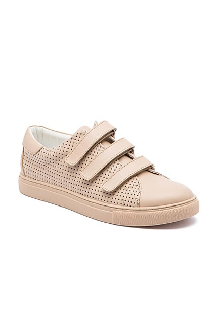 "<p>Calypso Sneaker, $129, <a href=""https://www.countryroad.com.au/shop/woman/shoes/sneakers/60199158-171/Calypso-Sneaker.html"" target=""_blank"">Country Road</a>."
