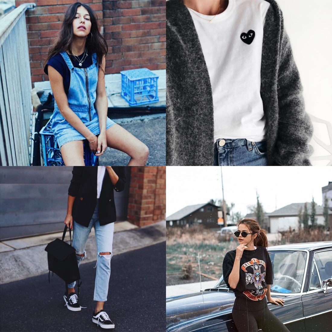 Tomboy Style Instagram Accounts Elle