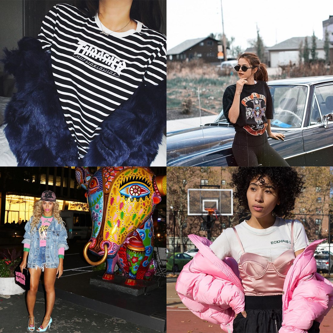 """<p><strong>HYPEBAE</strong> <p>The female editorial division from HYPEBEAST collates the coolest streetwear looks for girls from celebrities, brands and influencers. <p><a href=""""https://www.instagram.com/hypebae/"""">Instagram.com/hypebae</a>"""
