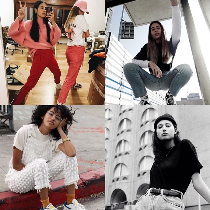 "<p><strong>Tomboy Looks</strong> <p>The account name is pretty self-explanatory. It's the best from the street. <p><a href=""https://www.instagram.com/tomboylooks/"">Instagram.com/tomboylooks</a>"