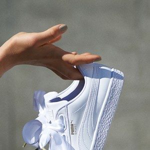 PUMA Basket Heart sneakers