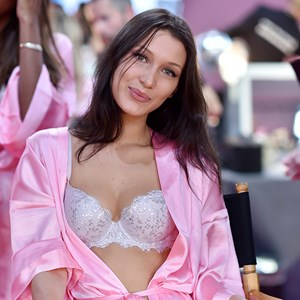 bella hadid nipple piercing