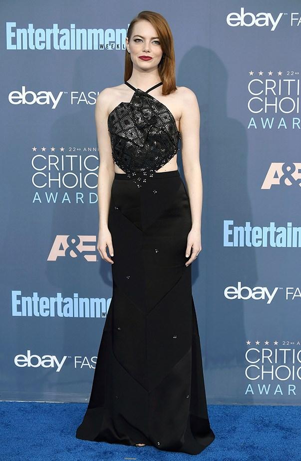 <p>Emma Stone.